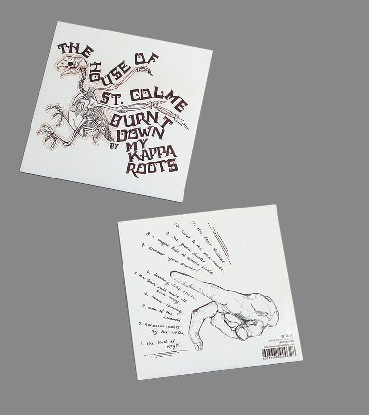 Graphic Design Edinburgh / Nineteen Eighty Five 1985 / My Kappa Roots