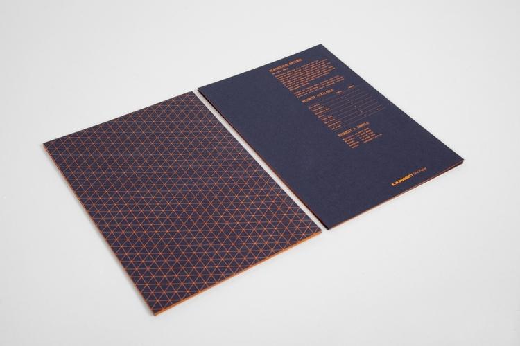 Hunt Studio — K.W. Fine Paper Promotional Card