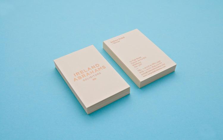 Ireland Abrahams. | Two Times Elliott. Creative Agency. Notting Hill. +44 (0)203 214 3133