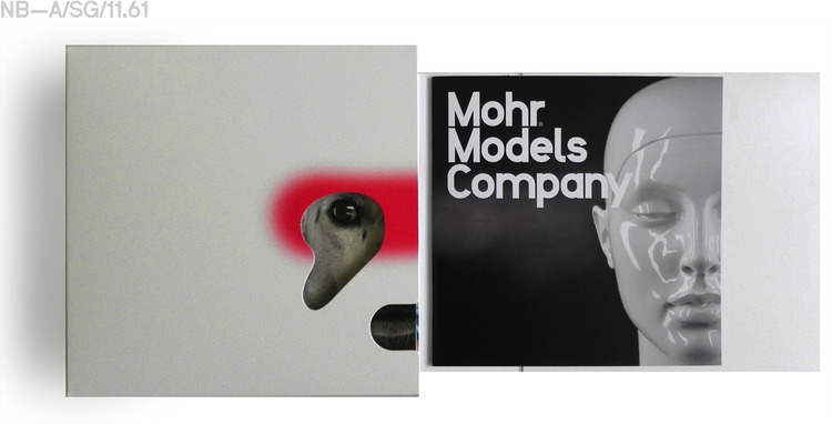 Neubau (Berlin)/MM-Box™, Mohr Models GmbH, Corporate Redesign