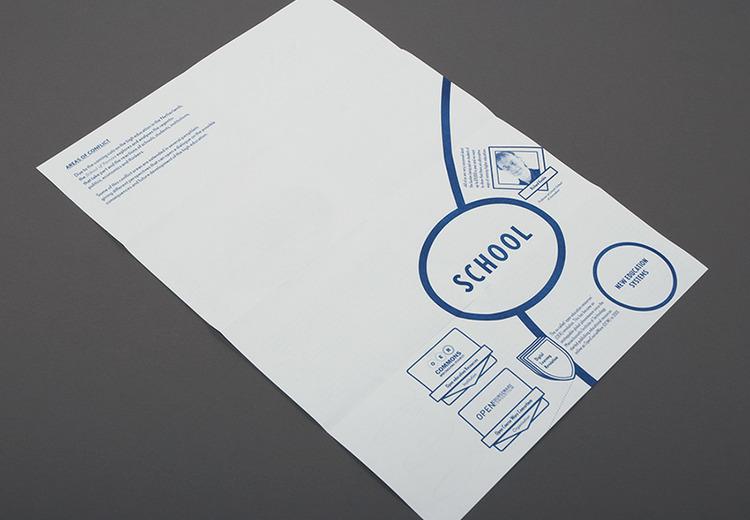 David Ortiz   School of Success   design research, editorial design