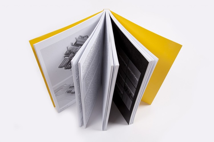 Les Cahiers d'Hortence, a book for an architecture research lab at La Cambre.