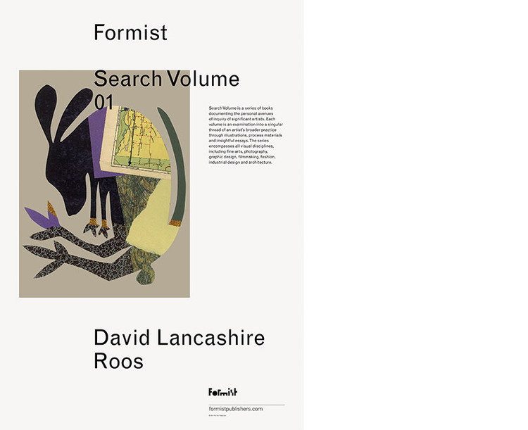 Mark Gowing Design   Posters   Formist Publishers