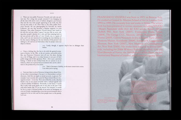 Kaleidoscope Issue 20, Like Unlike - OK-RM