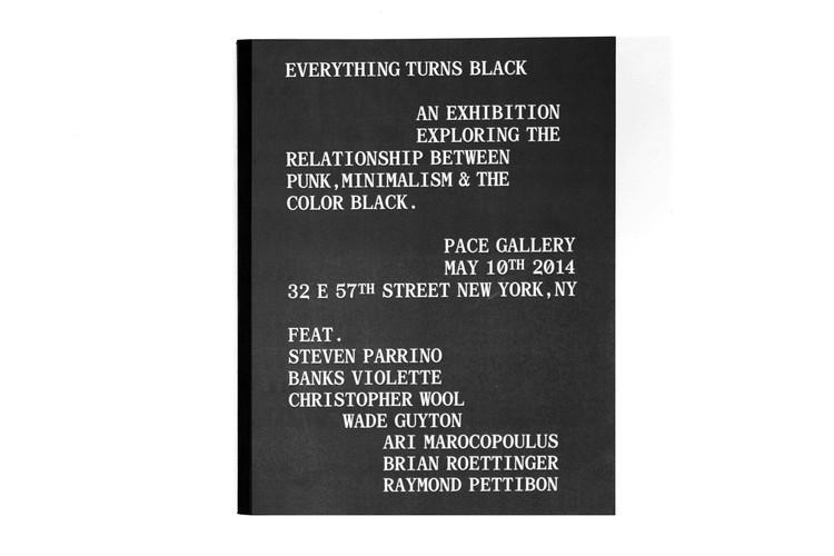 BS — Everything Turns Black