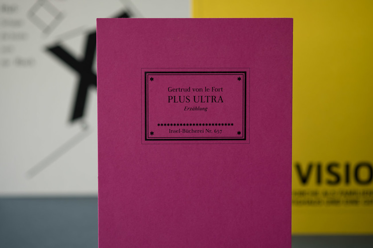 Minara Schriftpräsentation - Hansen/2