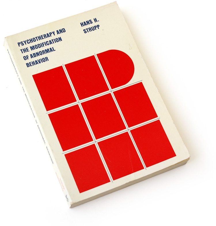 Psychotherapy and the Modification of Abnormal Behavior, 1971 : Book Worship