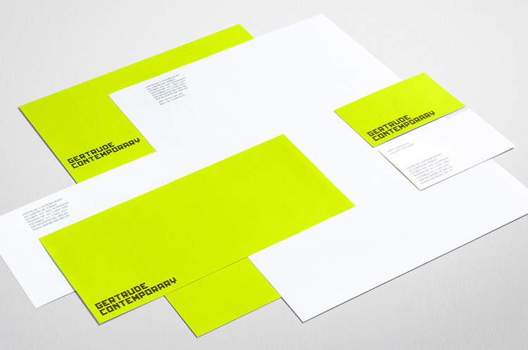 News/Recent - Fabio Ongarato Design | Gertrude Contemporary Identity