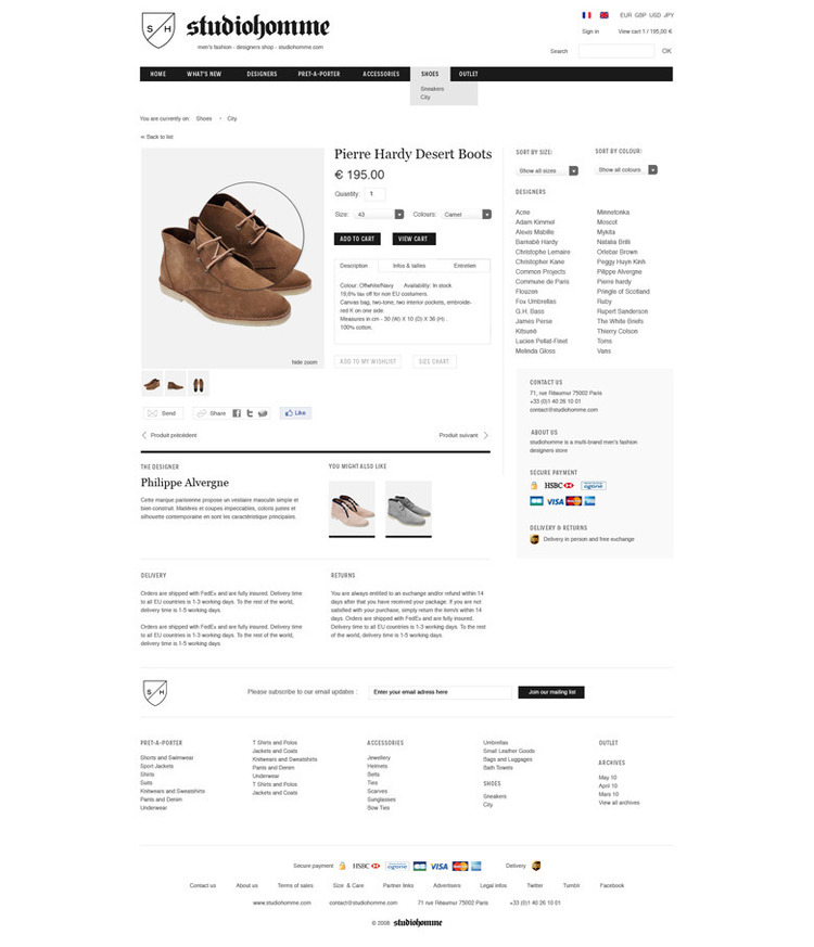 Romain Corvez — art and graphic design direction