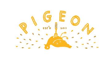 Logo: Pigeon « BP&O – Logo, Branding, Packaging & Opinion by Richard Baird