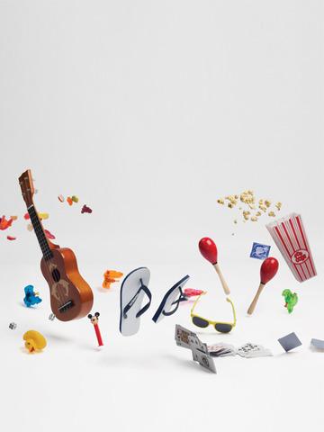 James Kape | Work: Summafieldayze Concept