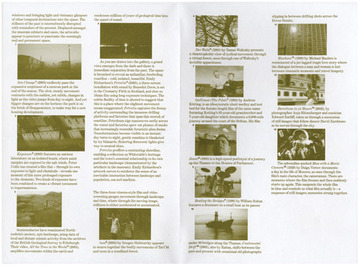 Fraser Muggeridge studio: Screenland, Whitstable Museum & Gallery 2006