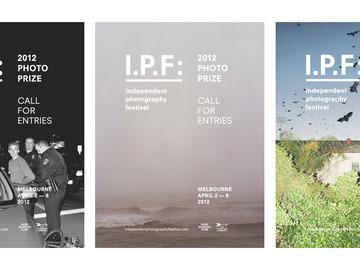 IPF – Festival Branding - Cordiner