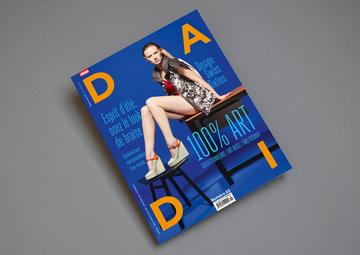 MagSpreads - Magazine Design and Editorial Inspiration: DADI MAGAZINE: Issue 2