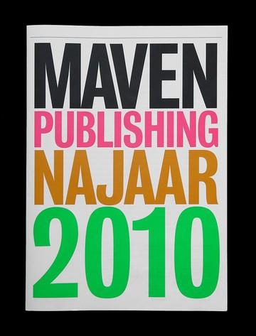 Matthijs 'Matt' van Leeuwen | Maven Publishing Fall 2010 Catalogue