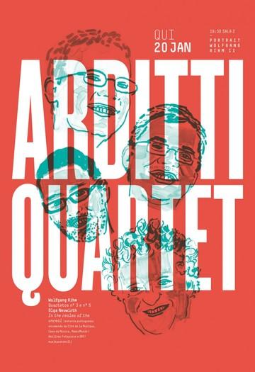 Arditti Quartet   Sara Westermann
