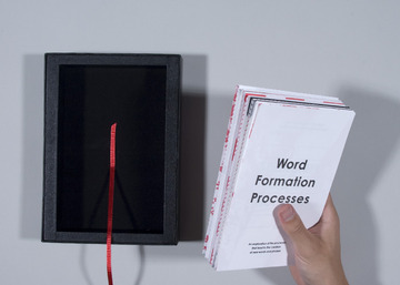 Magnus Hearn | Word Formation Processes