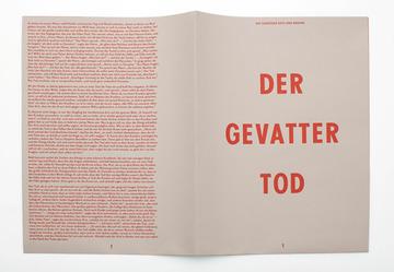 Der Gevatter Tod - PORTFOLIO OF FABIAN BREMER