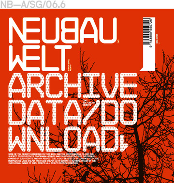 Neubau (Berlin)/NB-Welt, Archive (Data Download)