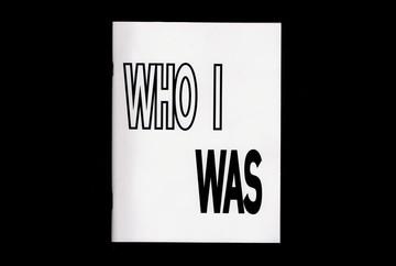 Who I Was : Raf Rennie