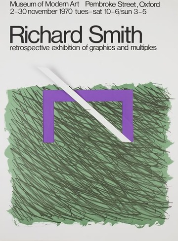Modern Art Oxford 50:50 | 42. Richard Smith