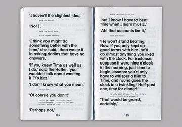 Floris van Driel – Graphic Design / Down The Rabbit Hole