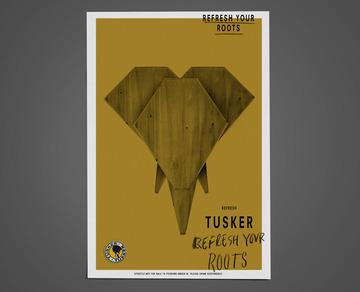 Tusker by Tom Darracott