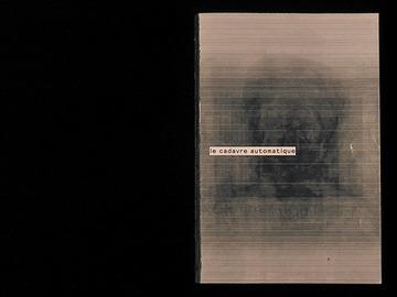 ANDY LANG / graphic design / le cadavre automatique