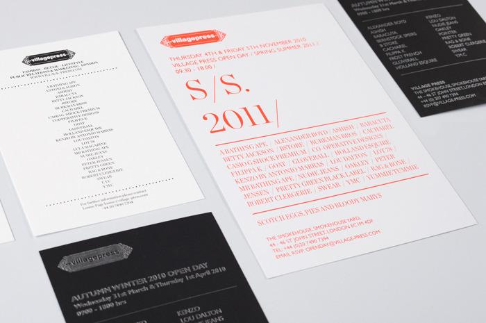 Village Press « IYA STUDIO LONDON | DESIGN | ART DIRECTION