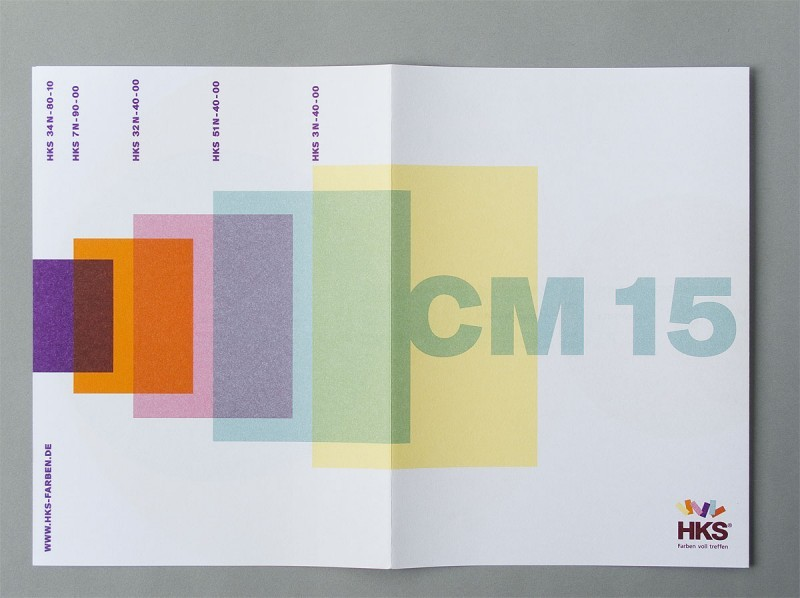 HKS Colormatch 15