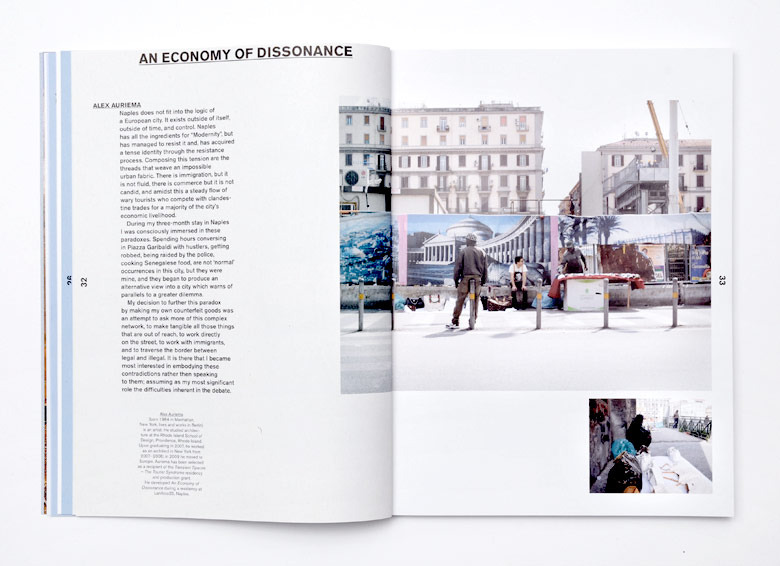 Eps51 graphic design studio: Transient Spaces Book