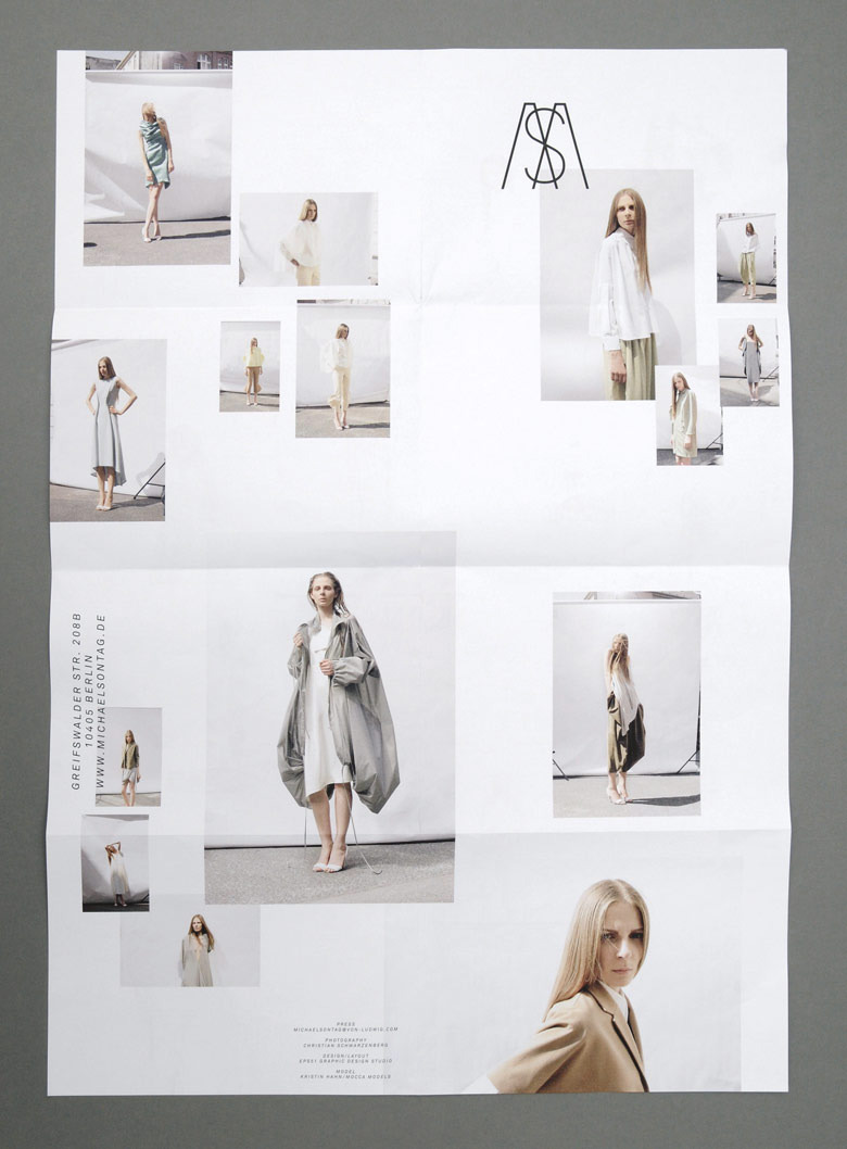 Eps51 graphic design studio: Michael Sontag s/s 2011