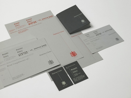 Designspiration — Looks like good Identity by Moving Brands