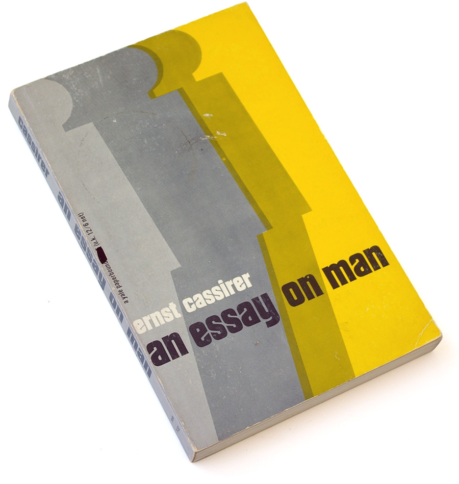 An Essay on Man, 1962 : Book Worship