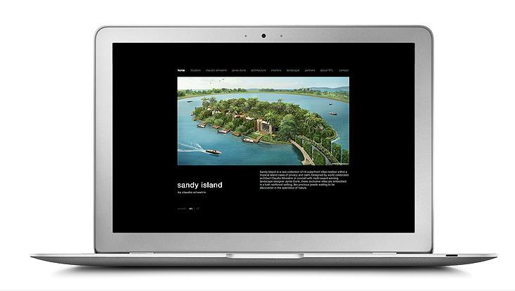 Sandy Island   Me And Mister Jones . intuitive brands