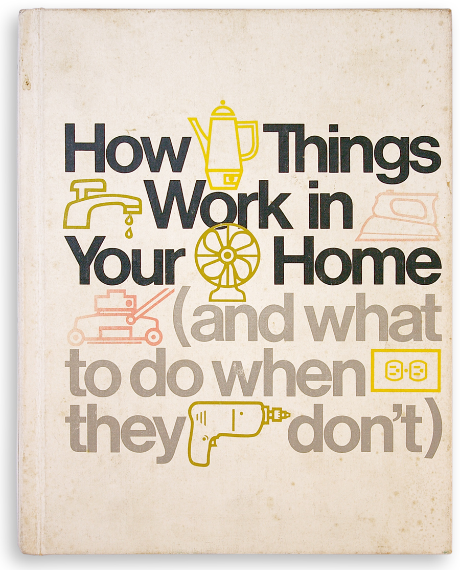 How Things Work in Your Home, 1975 : Book Worship