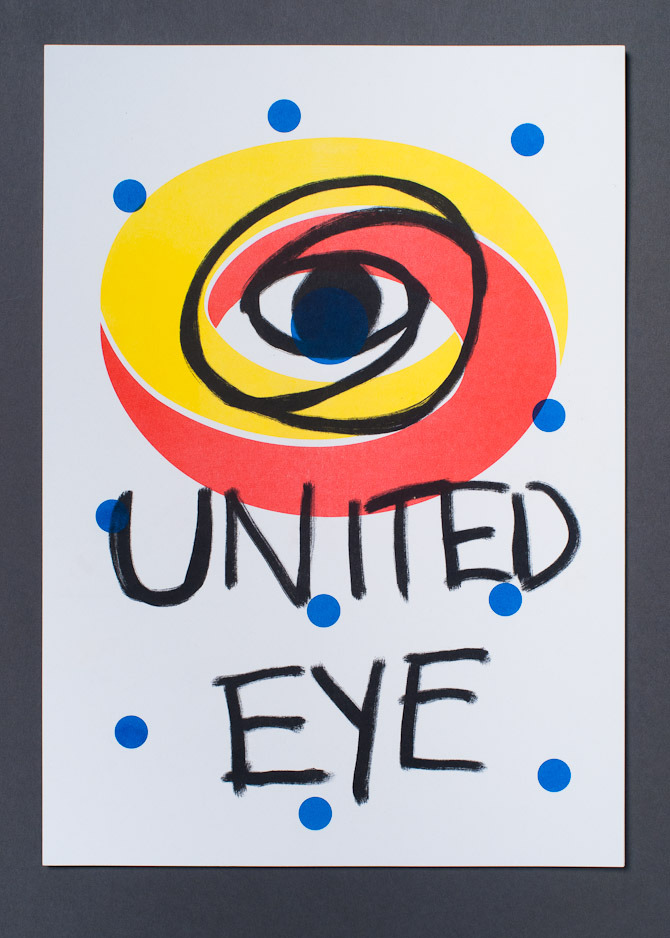tin&ed - United Eye