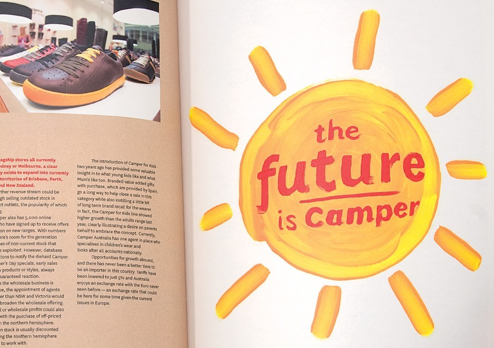 Best Awards - Strategy Design and Advertising. / Camper