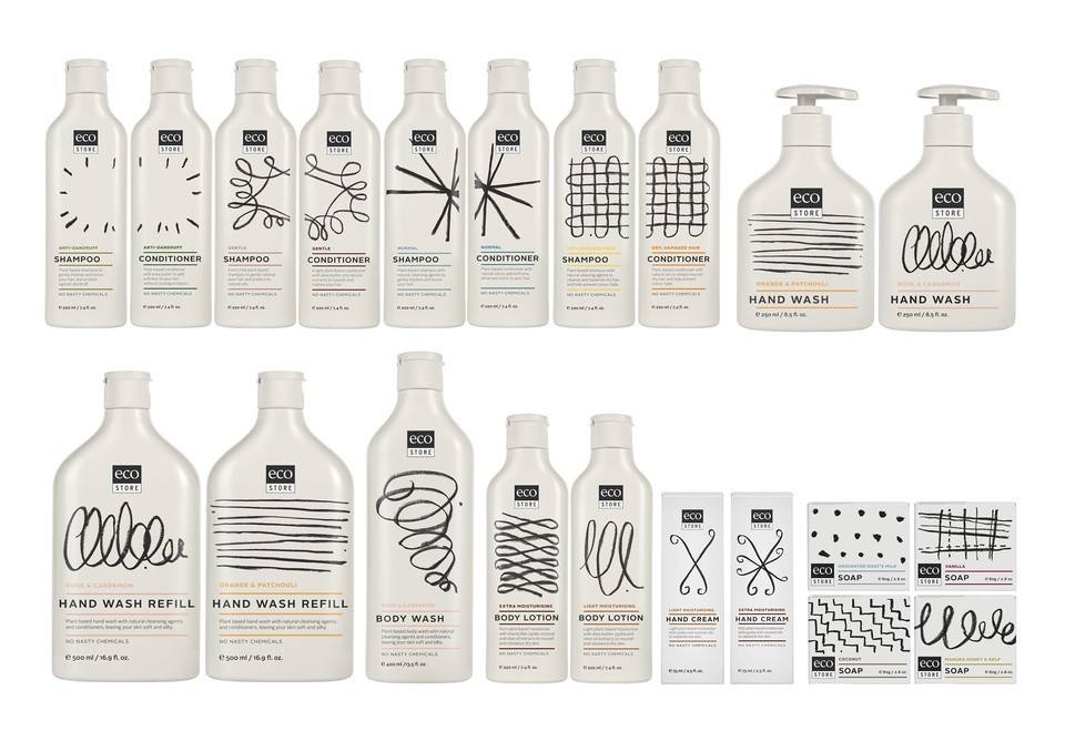 Best Awards - Special Group. / ecostore / Packaging