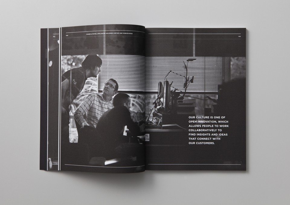Best Awards - Fisher & Paykel. / Annual Report 2010/11
