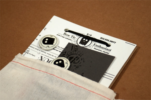 Robot, Monster & Ghost Co. Packet - FPO: For Print Only
