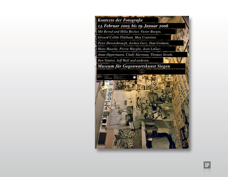 hauser lacour » projekte » corporate design » museum siegen