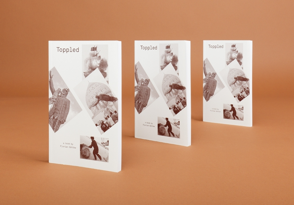 Felix Weigand - Toppled. A book by Florian Goettke, Artist book, 2010