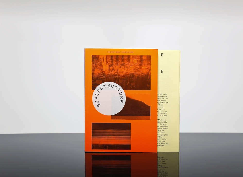Felix Weigand - Superstructure. Philippine Hoegen and Carolien Stikker, Artist book, 2009
