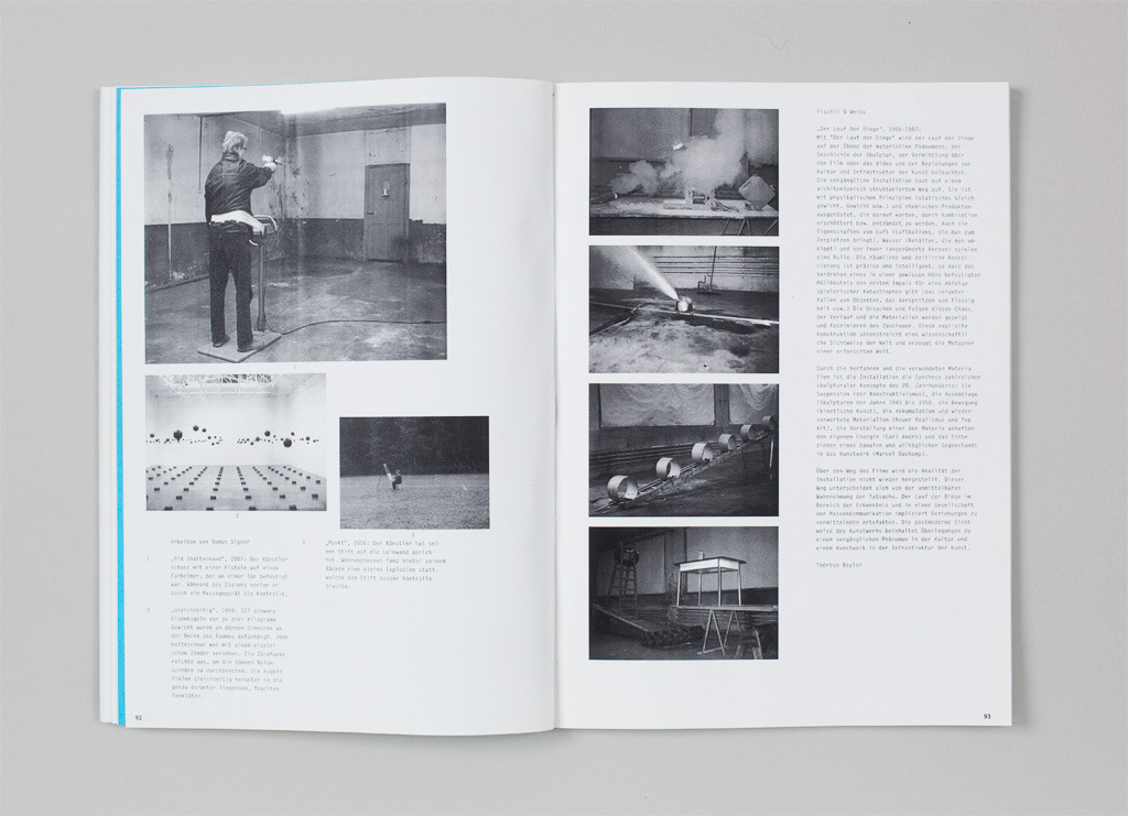 The Aesthetics of Randomness – Documentation | Alexander Lis