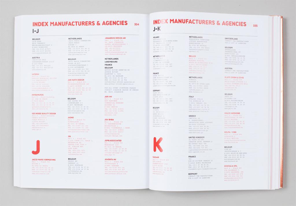 Interieur catalogue alexander lis for Interieur catalogus