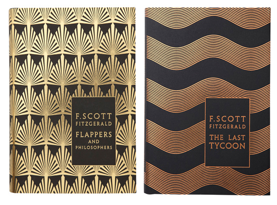 Creative Review - F Scott Fitzgerald anniversary editions