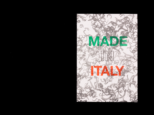 Made in Italy : Rollo Press™