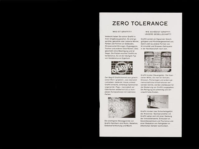 Zero Tolerance : Rollo Press™