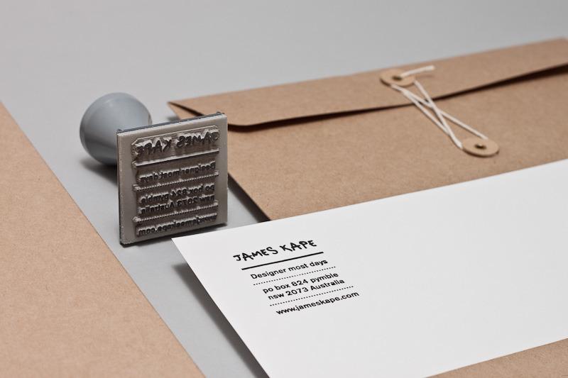 James Kape | Work: James Kape Portfolio